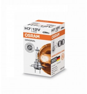 LAMPADA OSRAM H7 12V 55W UV FILTER 64210 ORIGINAL