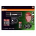 OSRAM LEDSBIKE FX10+RX2